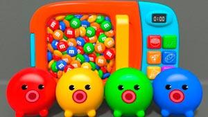 Канал ABC Kid TV - Nursery Rhymes