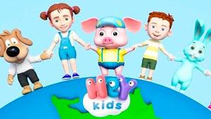 Канал HeyKids - Дитячі пісні