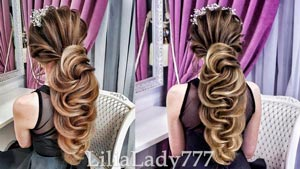 Канал LiliaLady777 Hairstyles braids weave