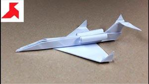 Канал Оригами и DIY поделки из бумаги А4